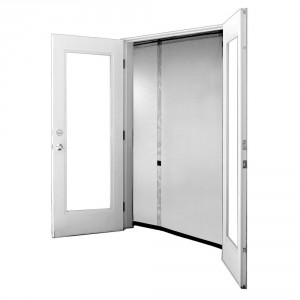 Instant Screen Door - Provide you with year-round insect protection