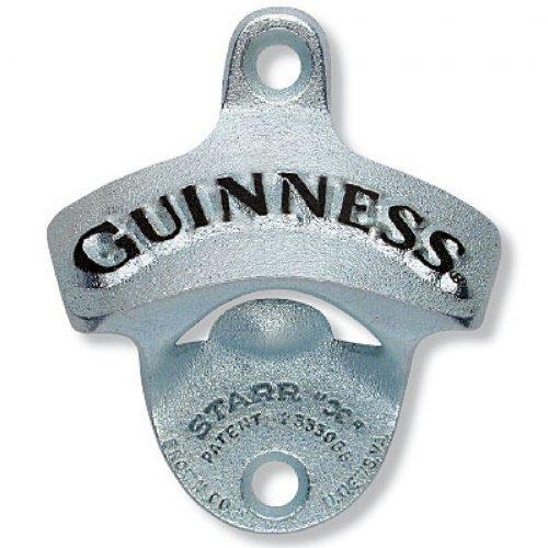 Arthur Guinness Extra Stout Irish Wall Mounted Bar Pub Beer Bottle Opener