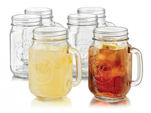 Drinking Jars - Perfect for your favorite beverage