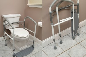 Toilet Safety Support - Your safe and secure help