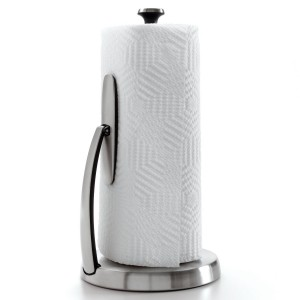 Standing Paper Towel Holder - No more wasting papers