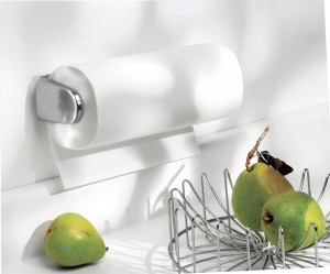 Cabinet Mount Paper Towel Holder - Space-saving solution for your kitchen