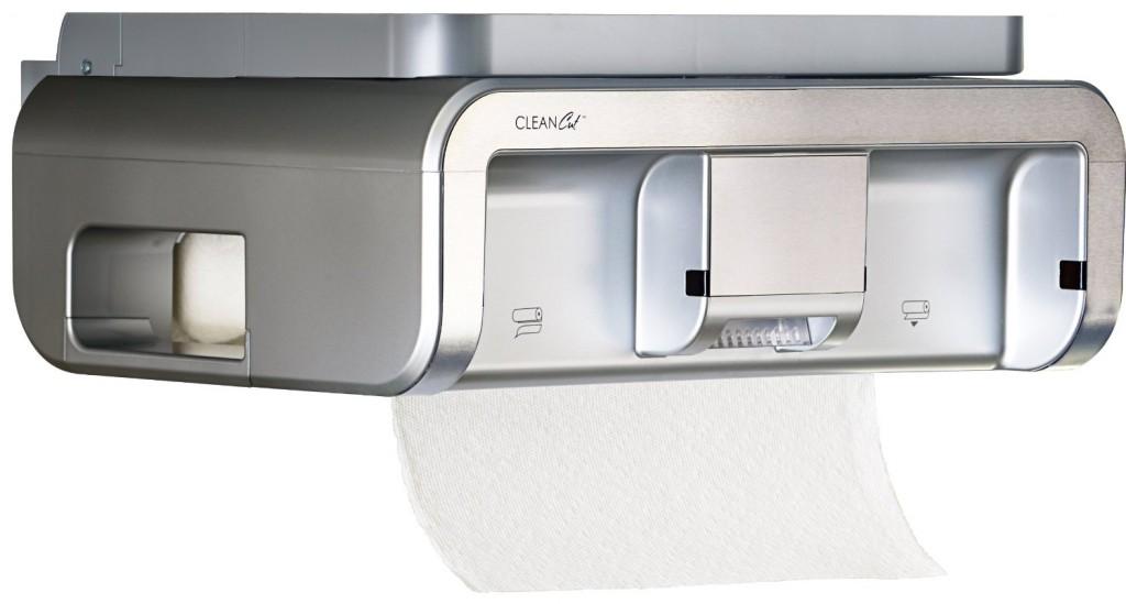 Clean Cut Touchless Paper Towel Dispenser