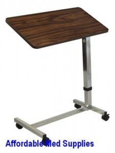 5 Best Tilt Top Overbed Table – Great tool for multiple uses