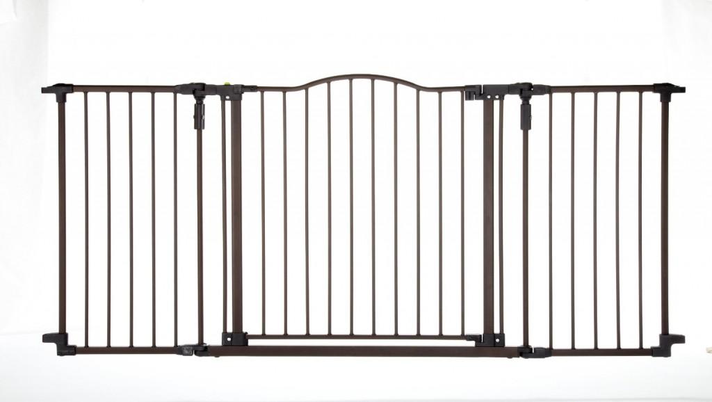 Supergate Deluxe Décor Metal Gate
