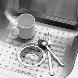 InterDesign Sink Mat - Great protector of your sink