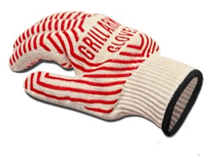 Heat Resistant Cooking Gloves - For Your Hands and Delicious Food