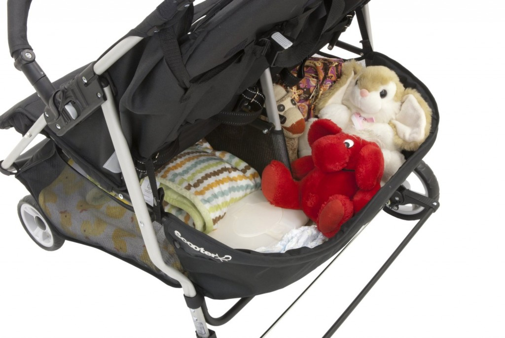 Twins Stroller - Make traveling with your twins easily