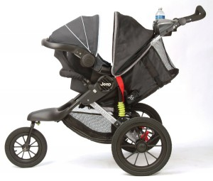 Jogging Stroller - Make your baby comfortable and your life easier