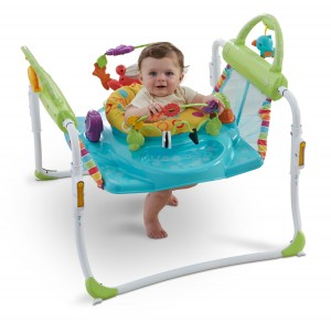 Fisher Price Jumperoo - Simple and fun way to keep your baby entertained