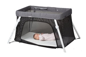 Travel Crib - Ensure comfortable night for your baby wherever you go