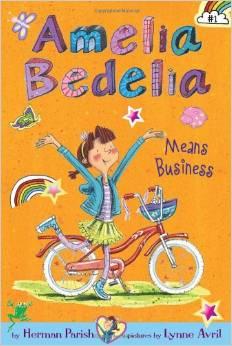 Amelia Bedelia Chapter Book