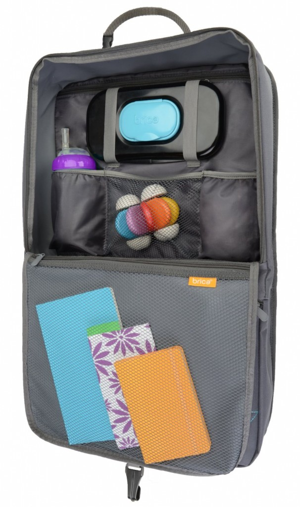 BRICA I-Hide Car Seat Organizer