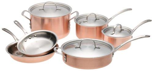 Calphalon Tri-Ply Copper