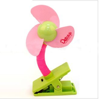 Clip-on Baby Stroller Fan
