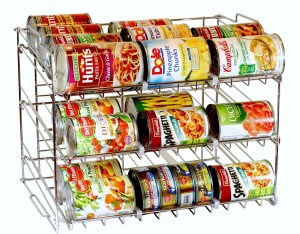 5 Best Can Rack – Neatly organize your kitchen cabinets and pantry