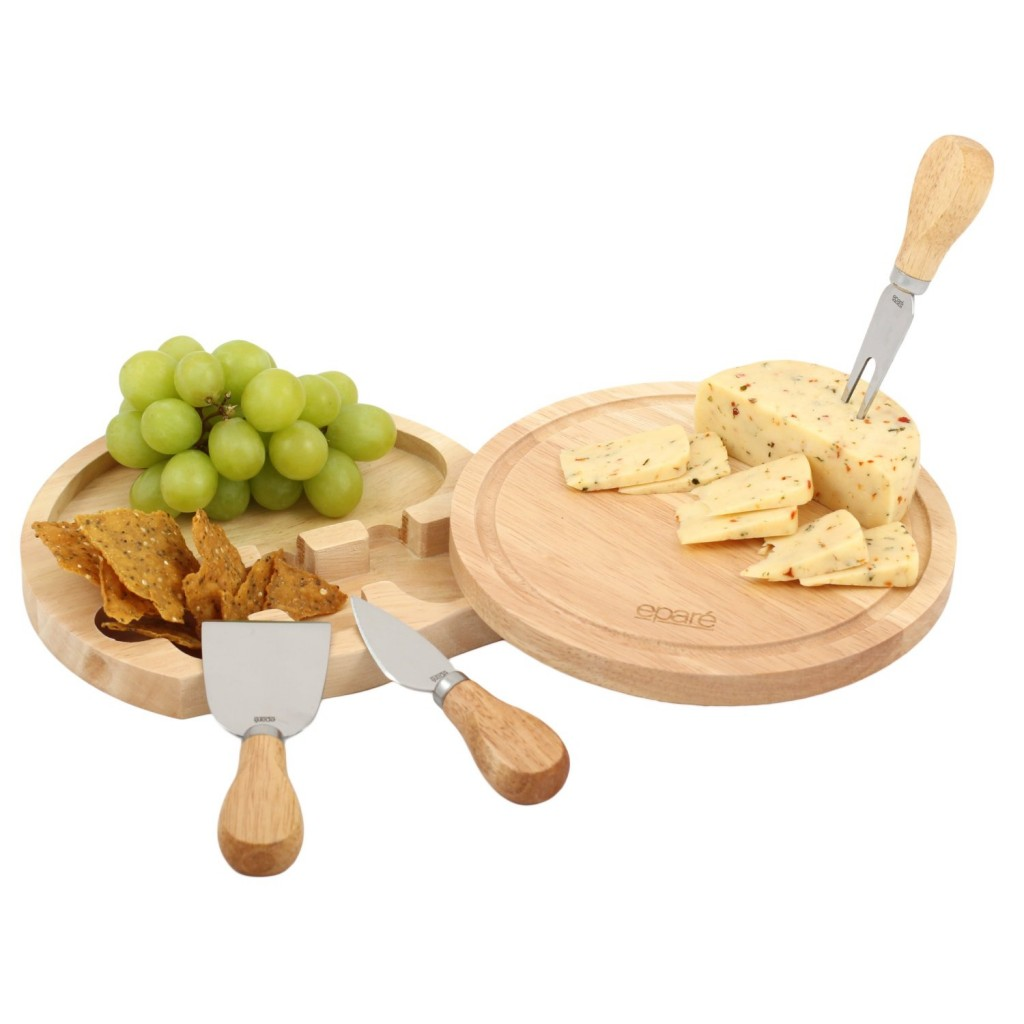 Eparé Cheese Board and Tool Set