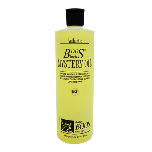 John Boos Mystery Butcher Block Oil