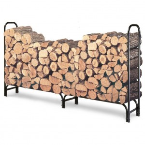 5 Best Firewood Log Rack – Firewood is safely stored and ready for use