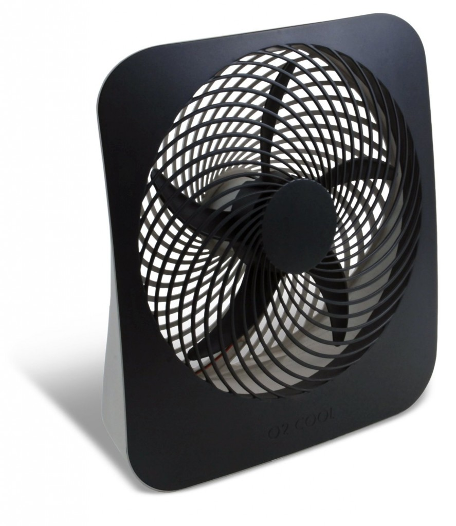O2COOL NEW 10 Battery Operated Fan