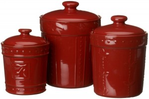 5 Best Red Canister Set – Convenient and attractive storage solution
