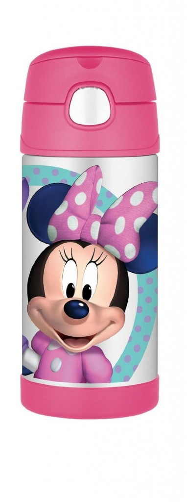Thermos FUNtainer Bottle Minnie Mouse