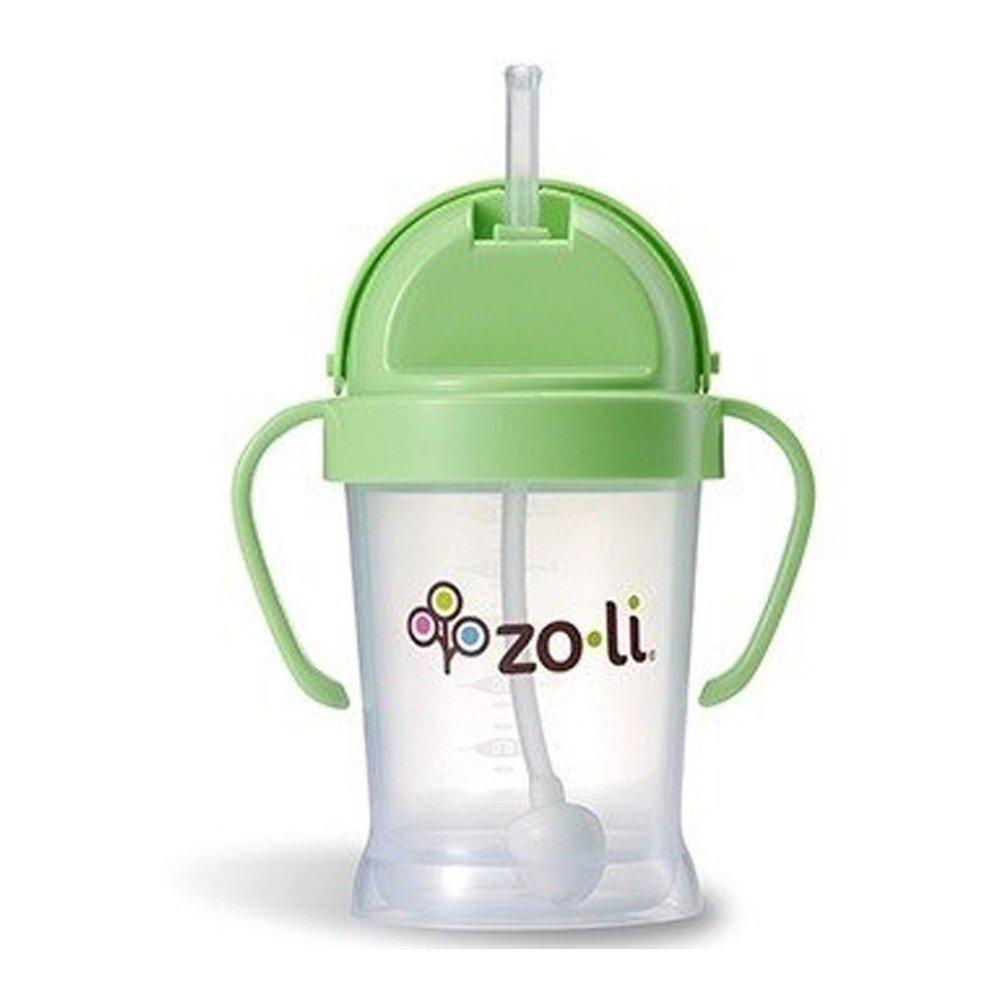Zo-li Bot Straw Sippy Cup 6oz