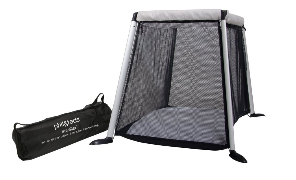 phil&teds Portable Traveller Crib