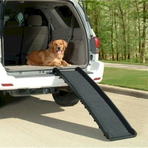 Pet Ramp for SUV - Getting into your vehicle for your pet is a breeze now