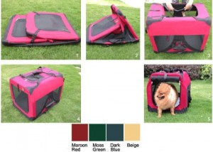 Soft Sided Pet Carrier - Provide great pet-carrying experience