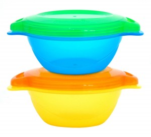Suction Bowl - Make mealtime a breeze