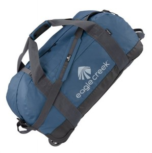 Rolling Duffel Bag - Make your travel much more effortless
