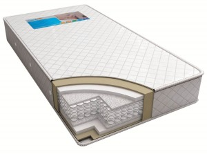 Safety First Baby Mattress - Provides every little angel with a luxury sleep