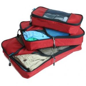 Packing Cubes - Sort and find the items easily