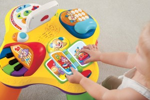 Baby Activity Table - Keep your baby occupied for a long time