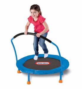 Baby Trampoline - Give a place for your kid to play and exercise