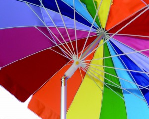 Beach Umbrella - Must have during the days on beach