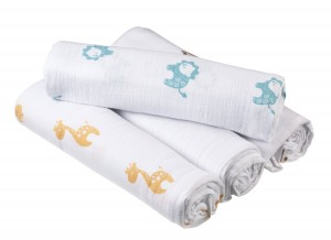 5 Best Muslin Swaddling Blankets – Give a peaceful sleep for your baby
