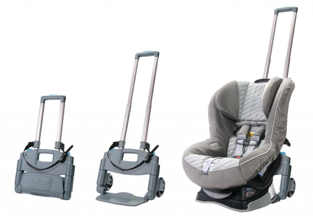 BRICA Roll n Go Car Seat Transporter