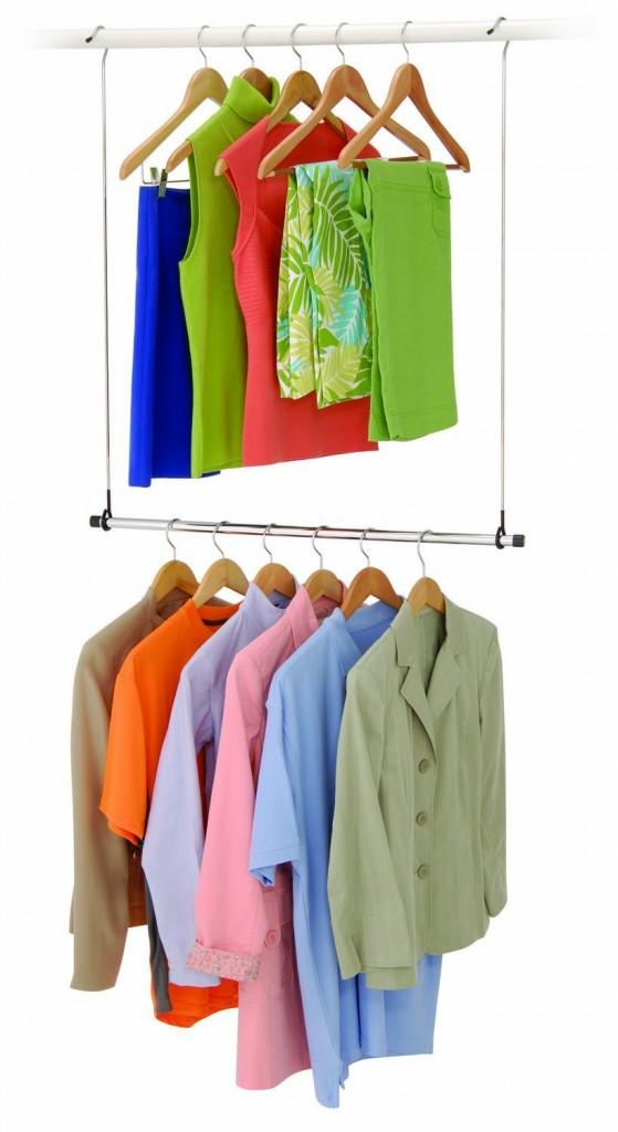 Hanging Closet Doubler