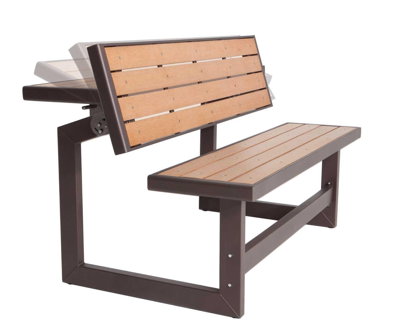 Lifetime Convertible Bench