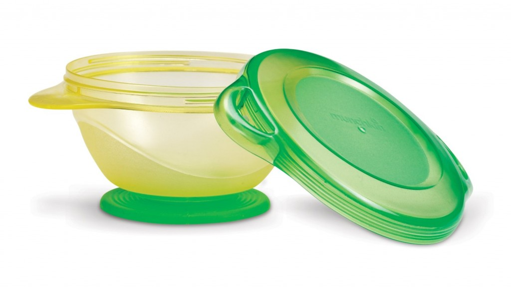 Munchkin Click Lock Super Suction Bowl