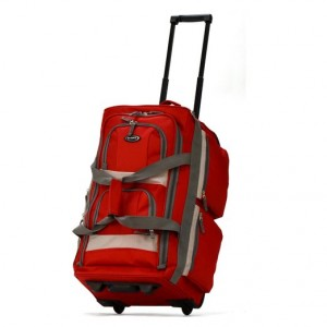 5 Best Rolling Duffel Bag – Make your travel much more effortless
