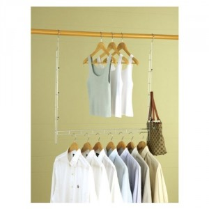5 Best Hanging Closet Rod – Great space saver for any closet