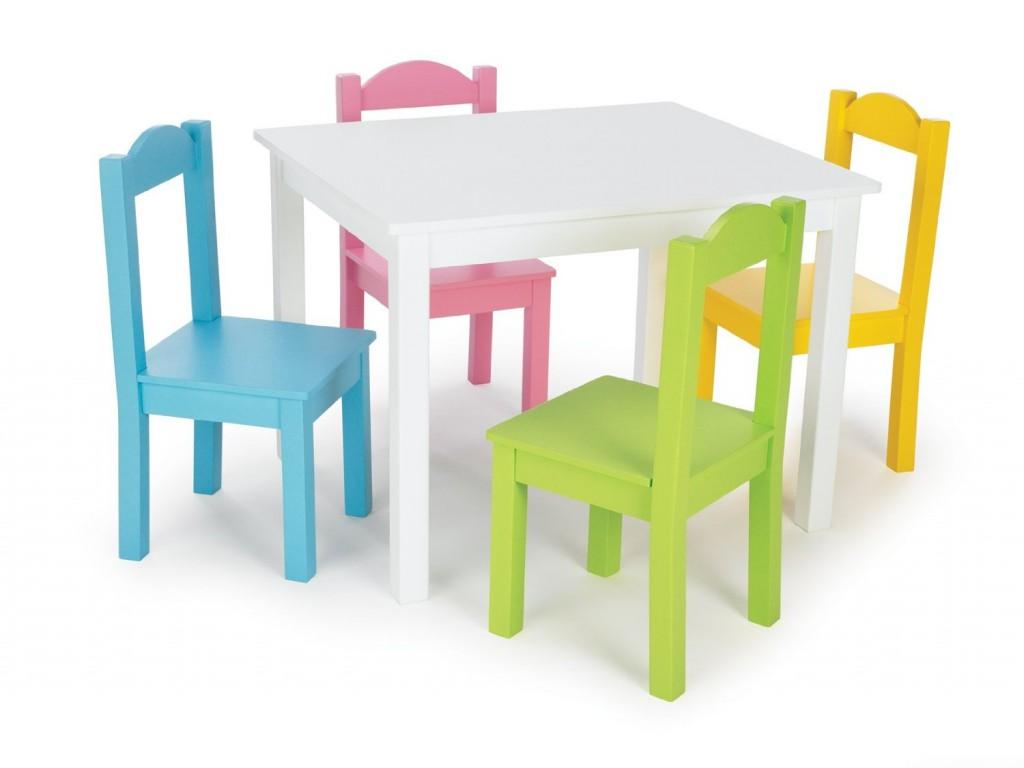 Tot Tutors Kids' Table
