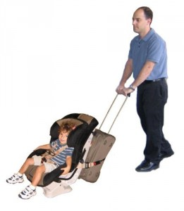 5 Best Car Seat Travel Cart – A must have for traveling families
