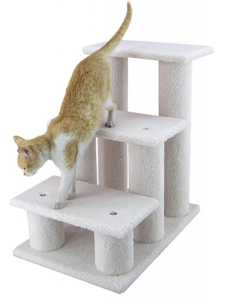 Armarkat Pet Steps Stairs Ramp
