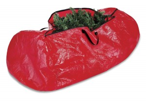 Christmas Tree Storage Bag - Clean up after the holidays are a snap