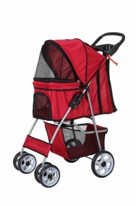 5 Best Four Wheel Pet Stroller – Make taking you pet out easier and more comfortable