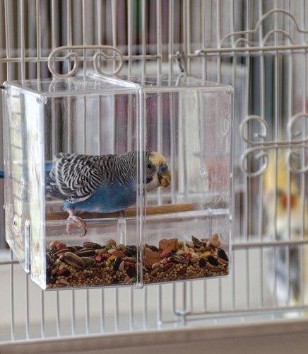Corral Seed No-Mess Bird